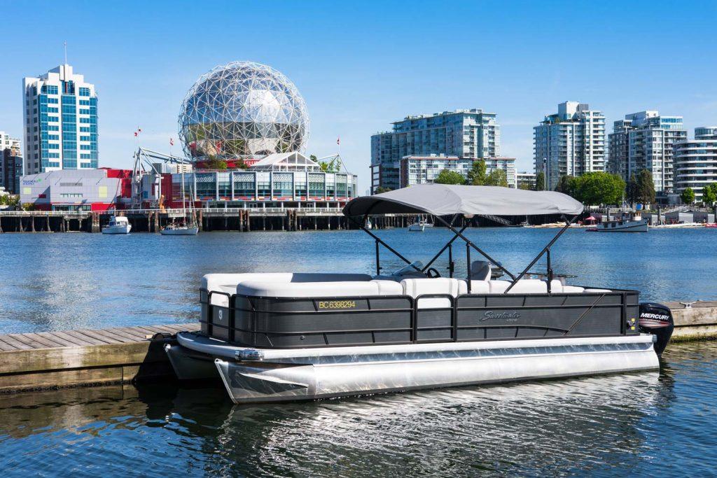 Godfrey Sweetwater Luxury Pontoon Boat
